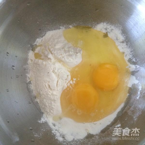 葱花鸡蛋饼的家常做法