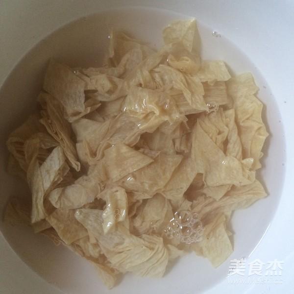黄瓜拌豆皮的做法图解