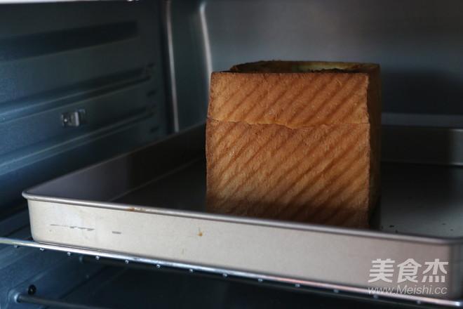 面包诱惑的制作