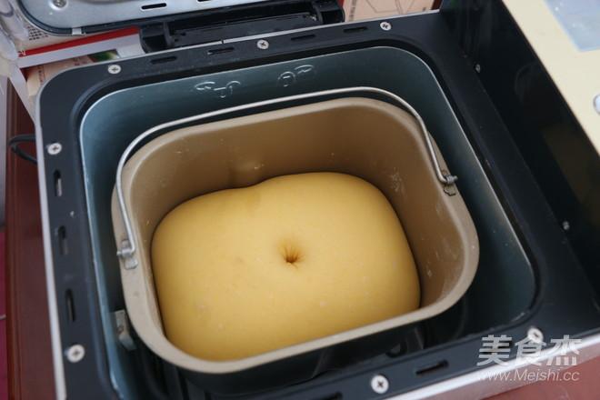 南瓜小餐包的简单做法