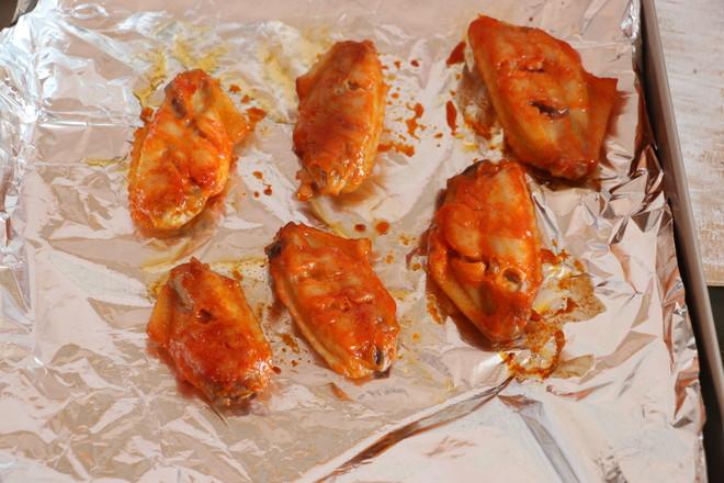 奥尔良鸡翅怎么煮