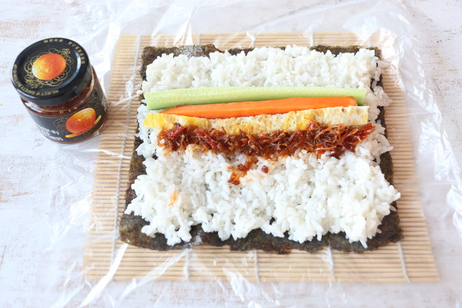 XO酱寿司怎么煮