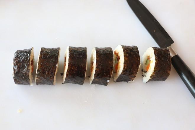 XO酱寿司怎么煸