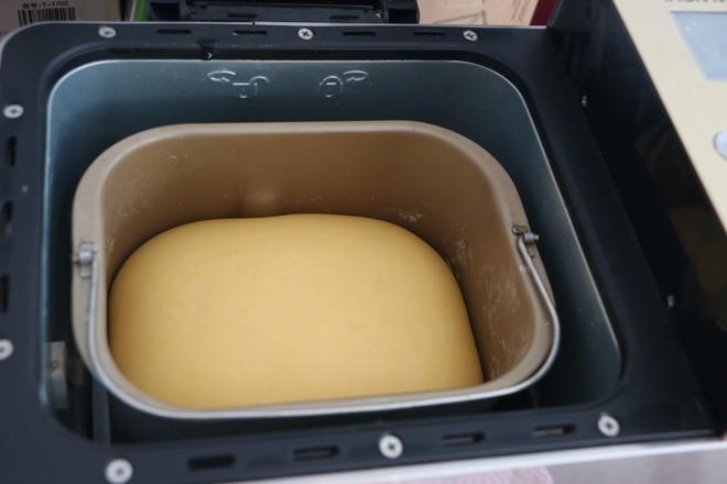 南瓜面包的简单做法