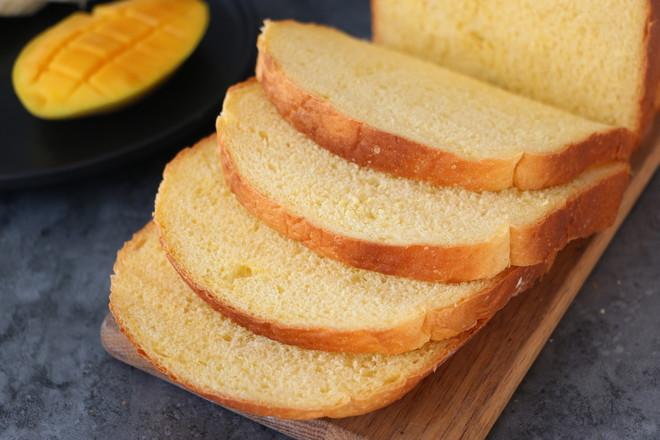 南瓜面包成品图