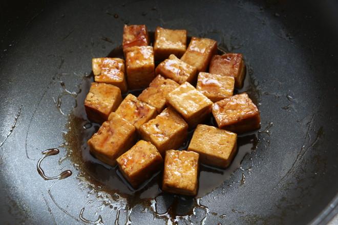 照烧豆腐怎么炒