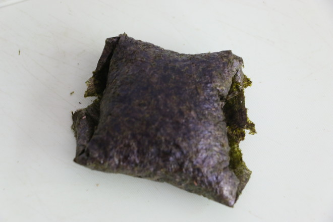 紫菜包饭怎么煸