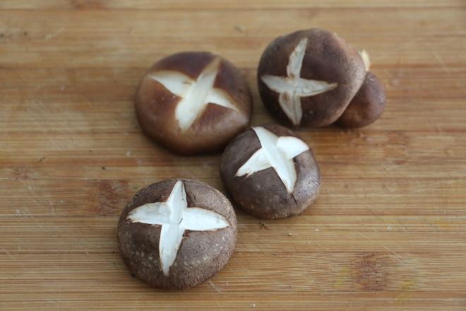 香菇牛肉酱米粉的做法图解