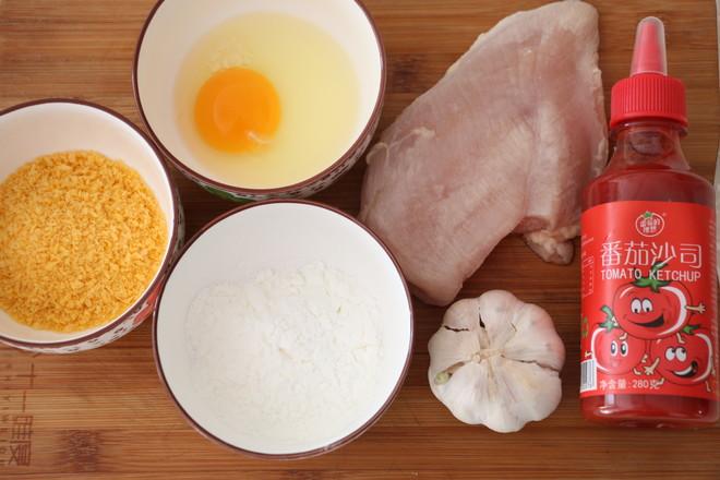 茄汁蒜香鸡块的做法大全