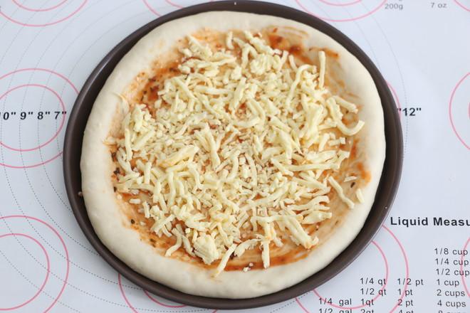 培根披萨怎么做