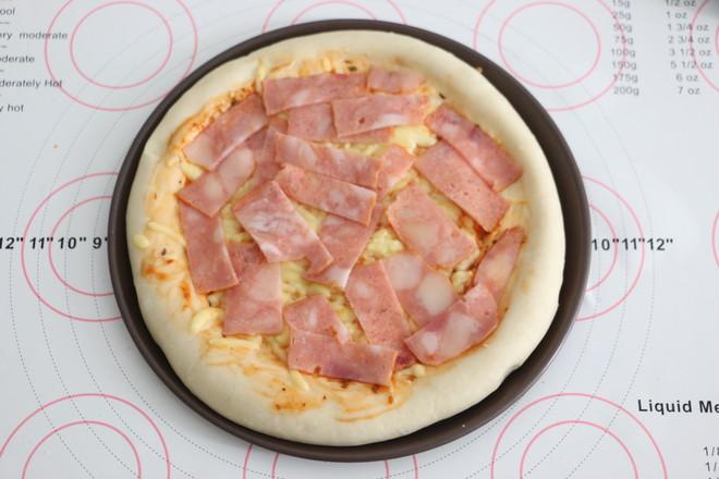 培根披萨怎么炖