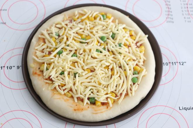 培根披萨怎样煸