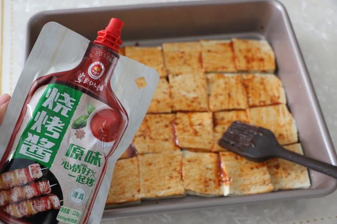 香辣烤豆腐怎么吃