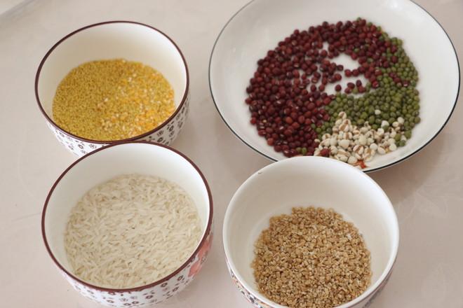 杂粮燕麦粥的做法大全