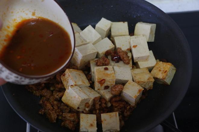 麻婆豆腐怎么煮