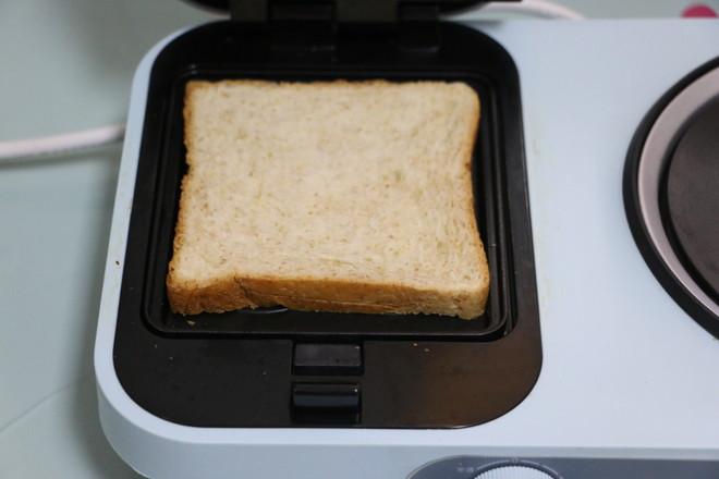 低脂三明治的家常做法
