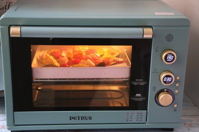 时蔬烤鸡胸肉怎么做