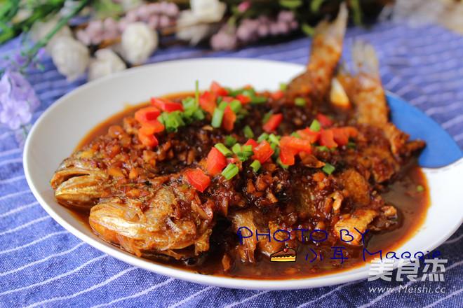 红烧黄花鱼怎么煮