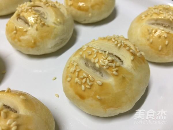椰香老婆饼的做法大全