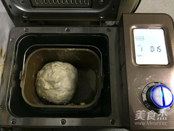 老式面包圈,软呼呼的怎么做