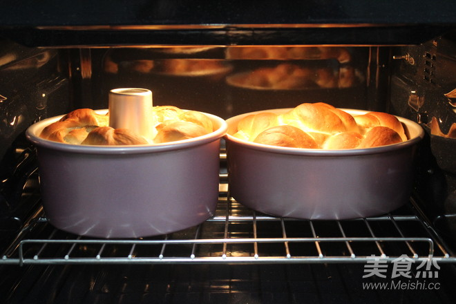 老式面包圈,软呼呼的的做法大全