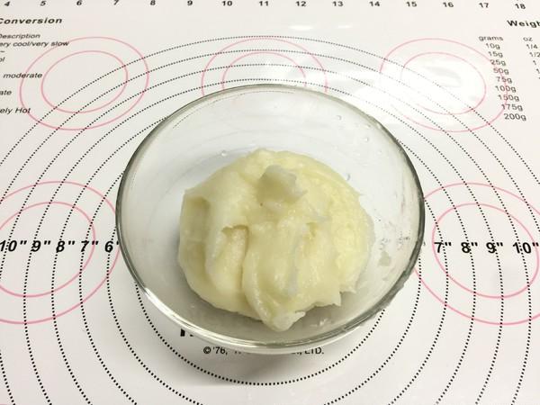 杏仁辫子面包(汤种,一次发酵)的家常做法