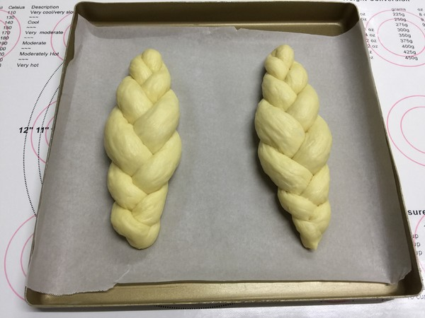 杏仁辫子面包(汤种,一次发酵)怎样炖