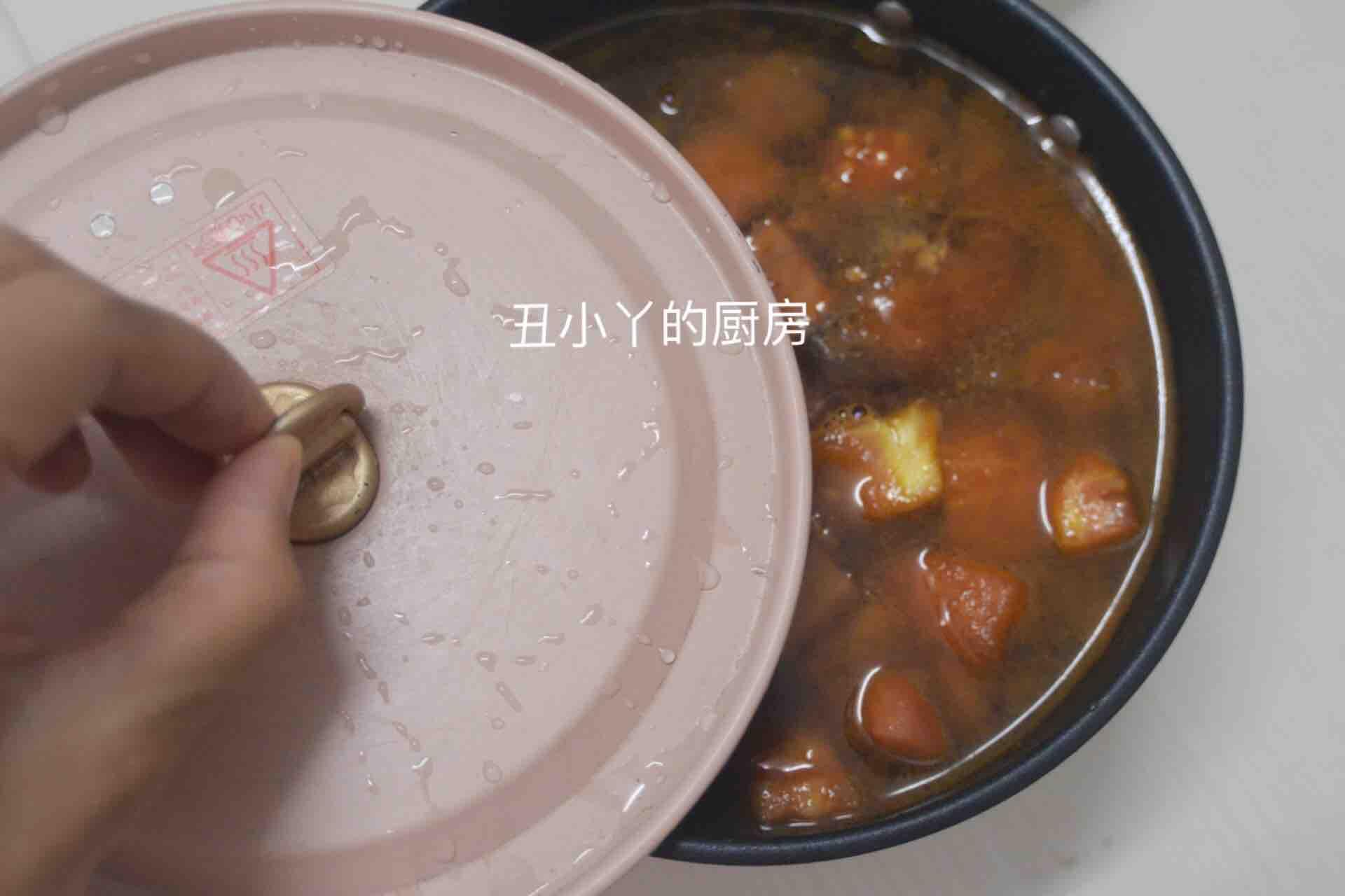 酸爽开胃 番茄豆腐鸡蛋羹怎么吃
