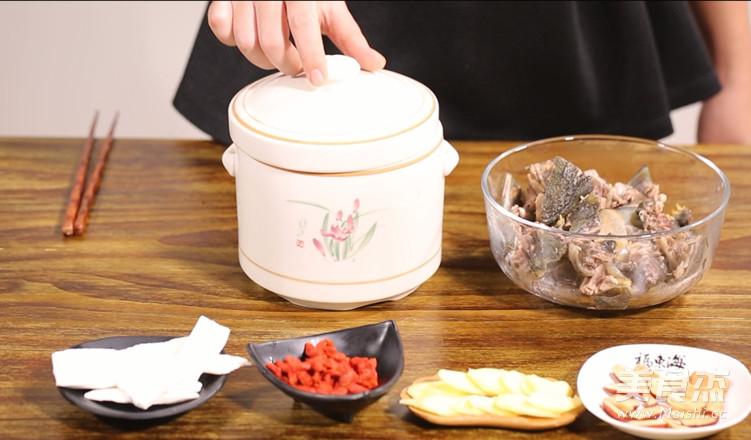 健脾胃水鱼汤的做法图解