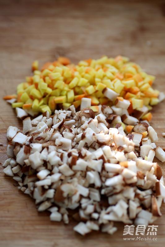 糯米烧麦(饺子皮版)的家常做法