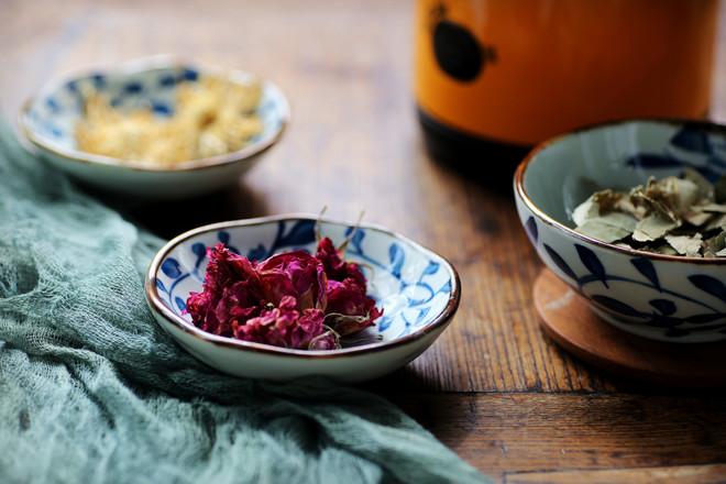 能减肥的茶香玫瑰茶的做法大全