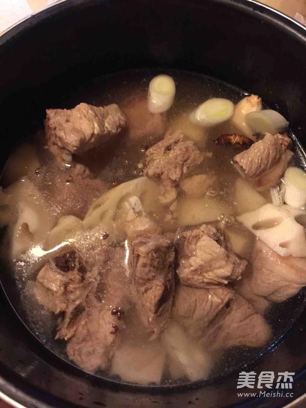 排骨藕汤怎么煮