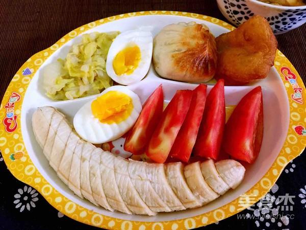 营养早餐怎样炒