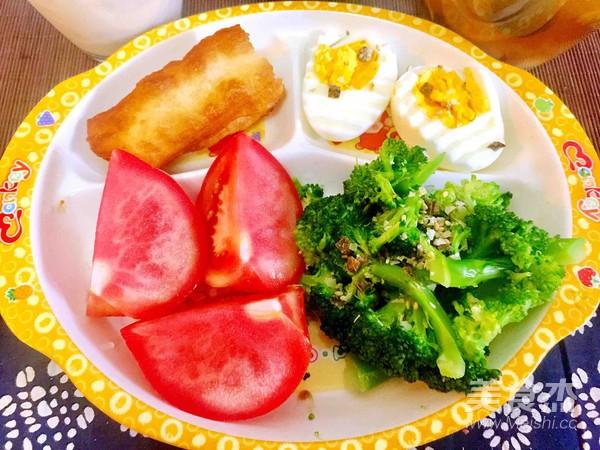 营养早餐怎样煮