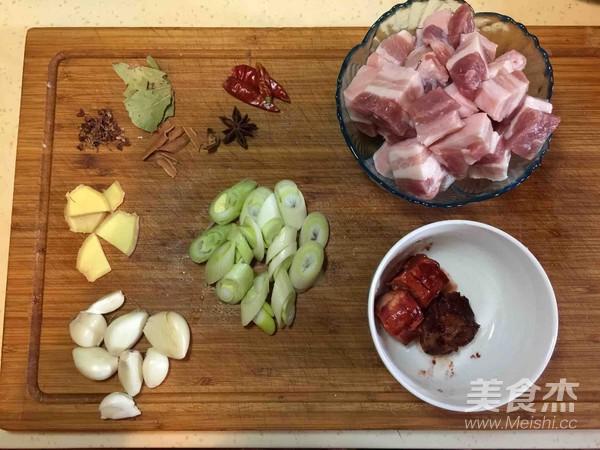 土豆炖五花肉的做法图解