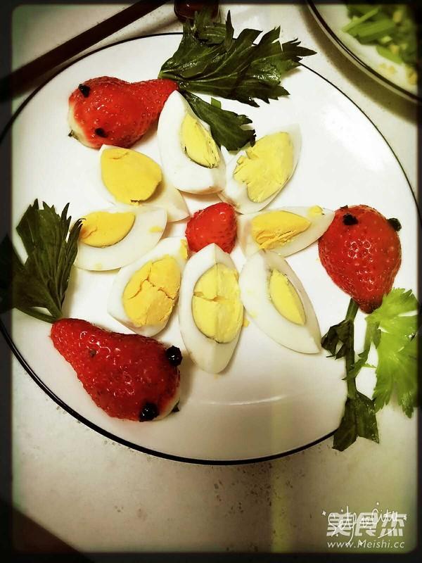 水果拼盘成品图