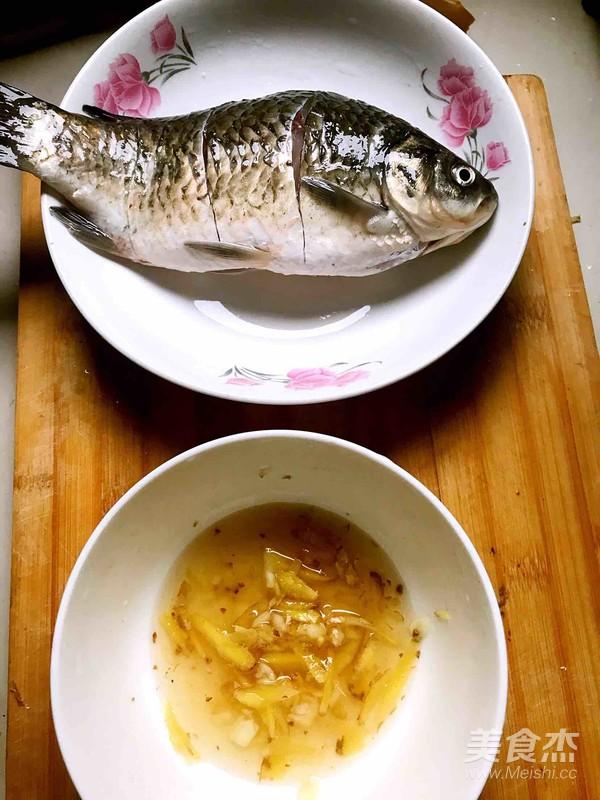 豆腐鲫鱼汤的做法图解