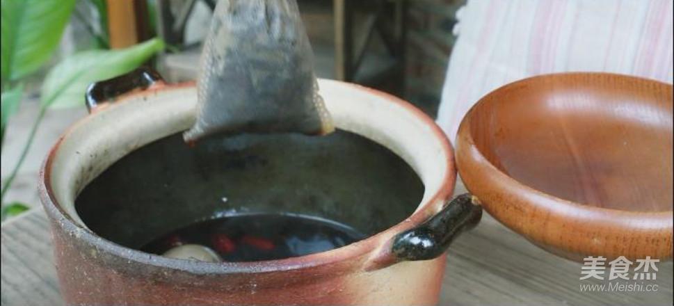 暖宫助孕汤的步骤