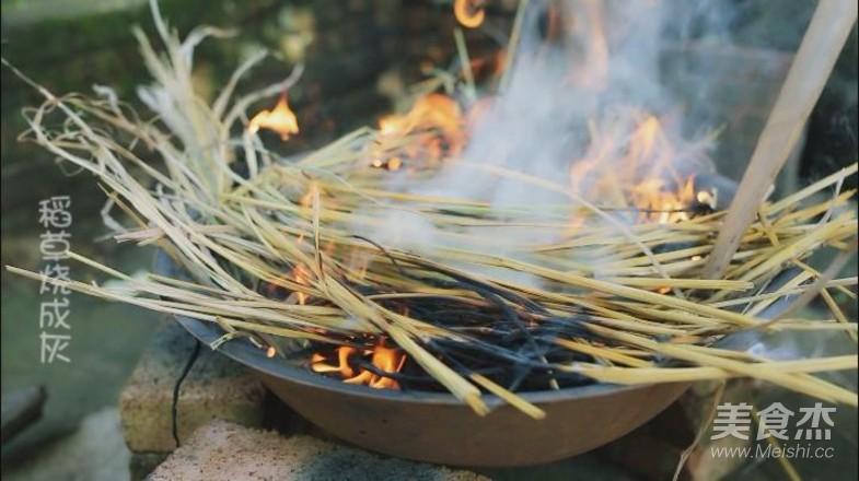 家乡的草灰粽怎么吃