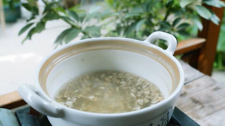 护嗓利咽南瓜子冰糖茶怎么煮