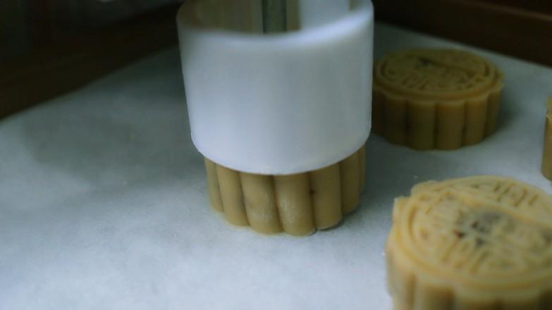 纯手工新五仁月饼的做法大全