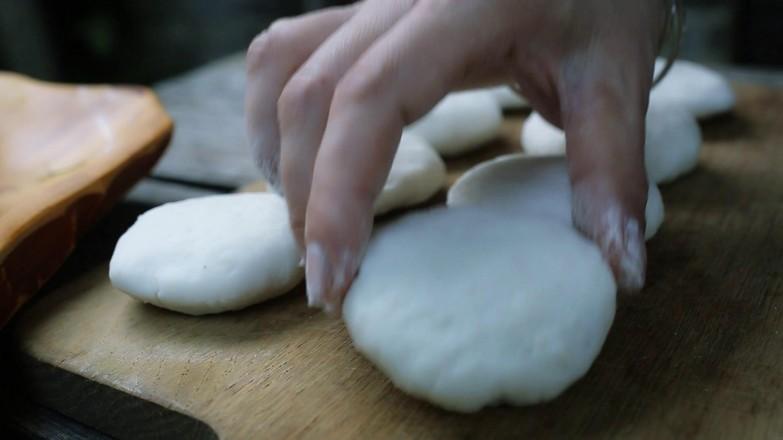 开胃消食、预防心脑血管疾病——胭脂山药饼的步骤