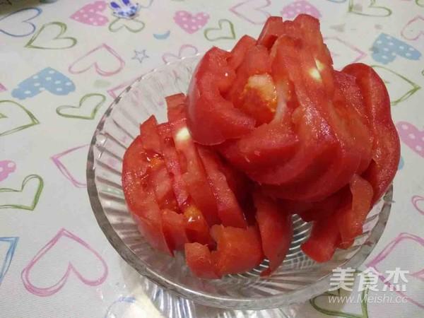 西红柿炒西葫芦的家常做法