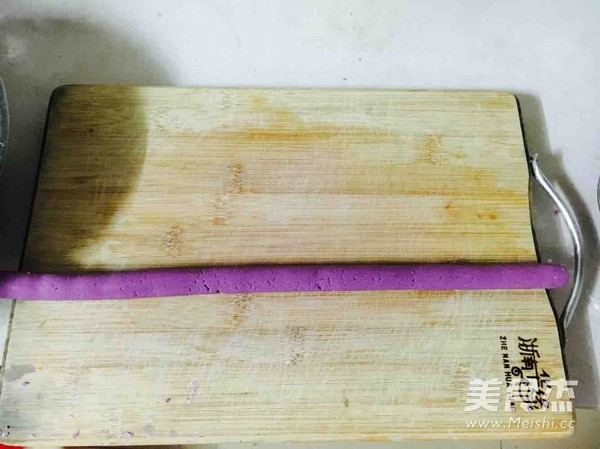 手工芋圆 紫薯圆的家常做法