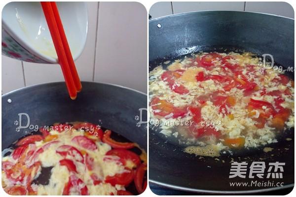 无油番茄鸡蛋汤的家常做法