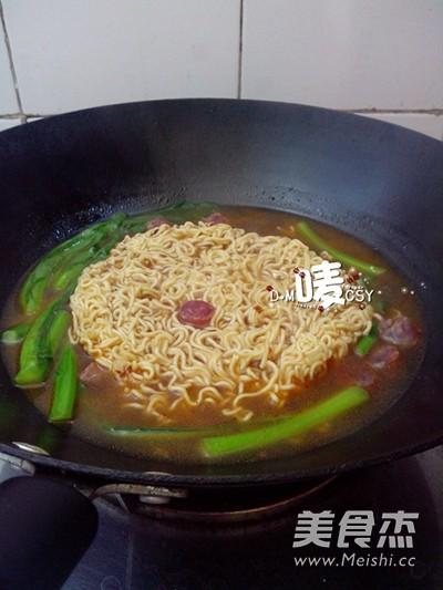 煮方便面的简单做法