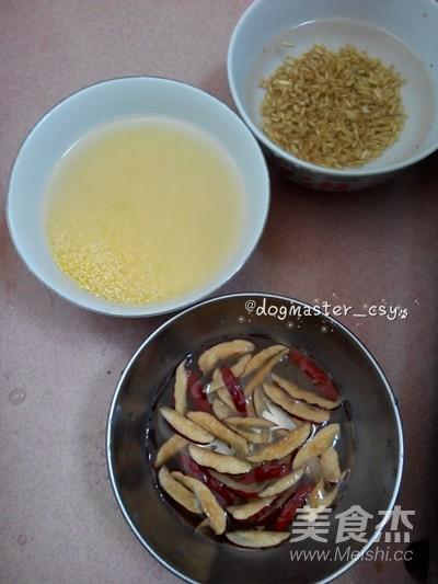 红枣小米粥的做法图解