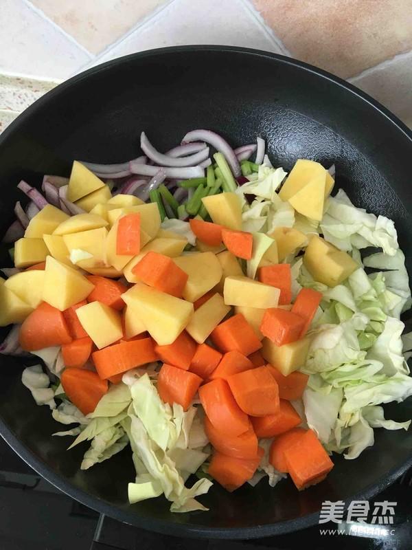 罗宋汤的简单做法