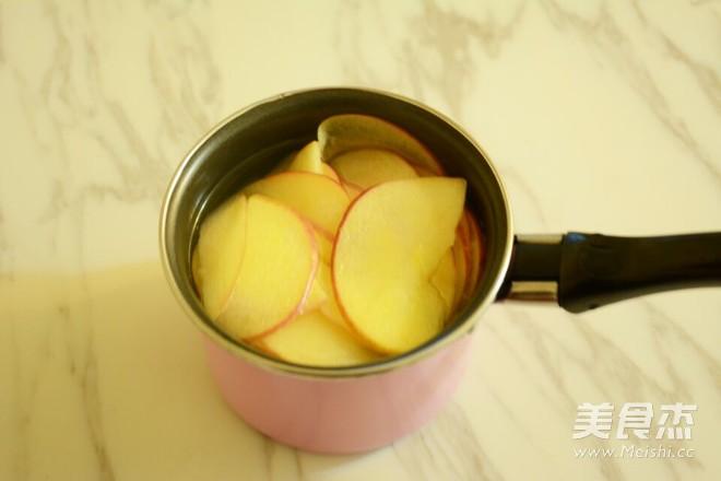 玫瑰苹果派怎么吃