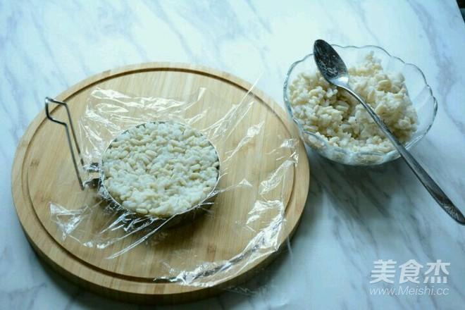 米饭汉堡怎么做